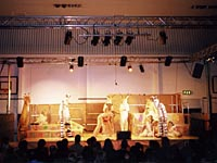 A production at the American Community School