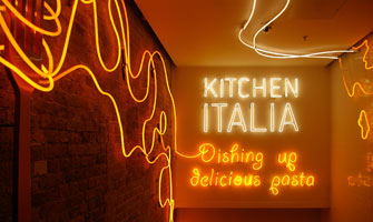 Kitchen Italia, Covent Garden
