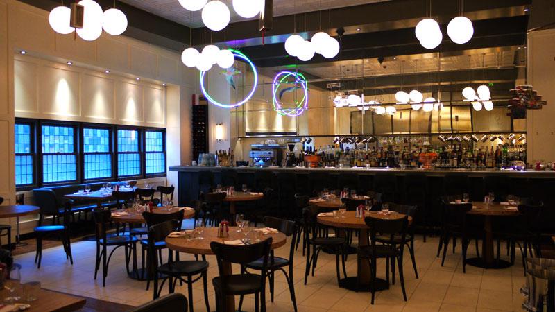 Mark S Bar At Hix Soho Sound Systems Av Systems