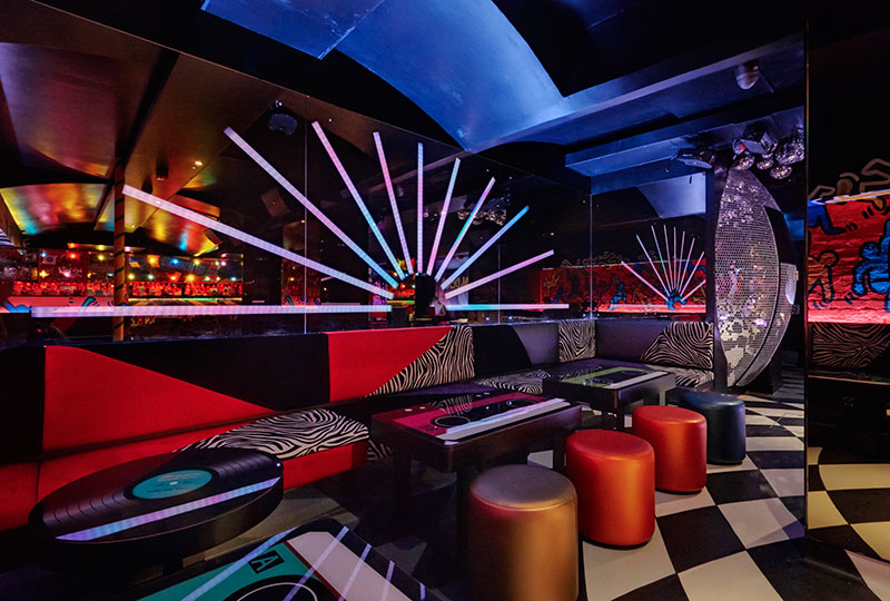 Disco Bar Soho Sound Systems Av Systems Sound Division