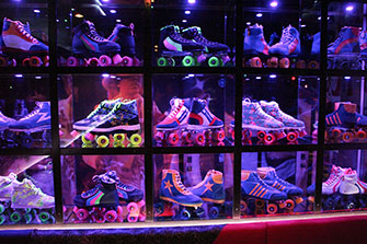Skates, Disco Bar, Soho
