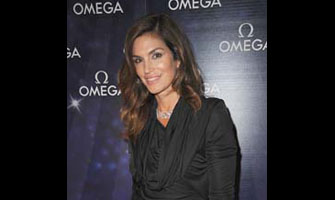 Omega watch launch