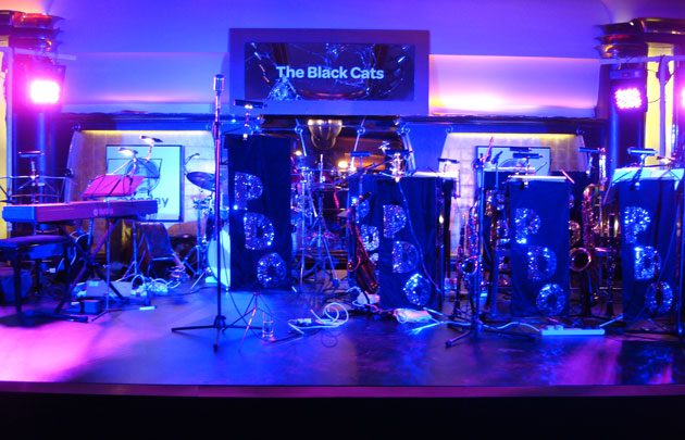 Wedding Live Band Equipment London Sound Engineers